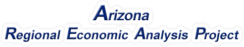 Arizona Regional Economic Analysis Project