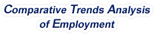Arizona - Comparative Trends Analysis of Total Employment, 1969-2017